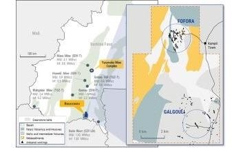 Roxgold Returns 35m at 4.1 g/t and 2.7m at 59.5 g/t Among Other High Grade Intercepts as Mineralized Footprint Is Expanded at Boussoura