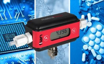Ultrasonic Flow Meter Ideal for Ultra-Pure Water Applications