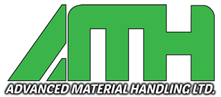 Advanced Material Handling Ltd. logo.