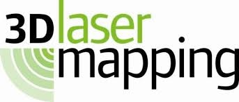 3D Laser Mapping Ltd. logo.