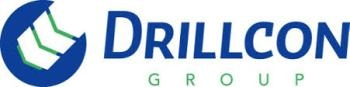 Drillcon AB logo.