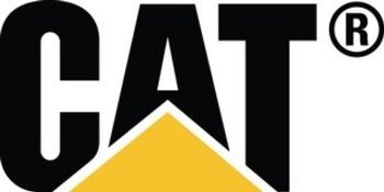 Caterpillar logo.