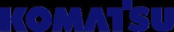 Komatsu America Corp. logo.
