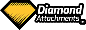 Diamond Attachments, LLC logo.