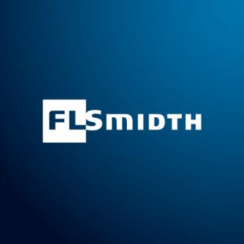 FLSmidth logo.