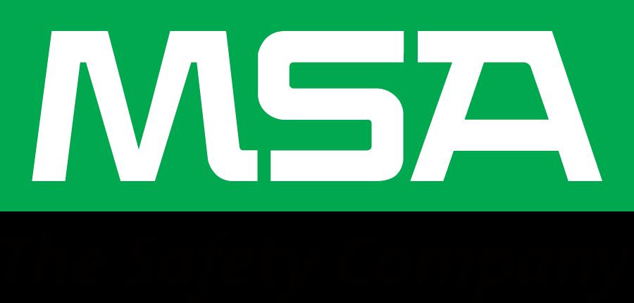 MSA - The Safety Company logo.