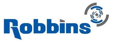 Robbins Company logo.
