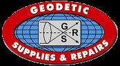 Geodetic Supply & Repair logo.