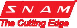 Snam Abrasives Pvt. Ltd. logo.
