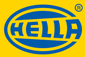 HELLA Mining logo.