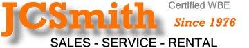 JC Smith Inc. logo.
