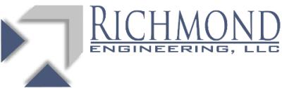 Richmond Engineering, LLC logo.