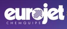Eurojet logo.