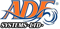 ADF Systems, Ltd logo.