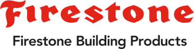 Firestone Building Products logo.
