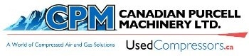 Canadian Purcell Machinery Ltd. logo.