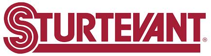 Sturtevant, Inc. logo.