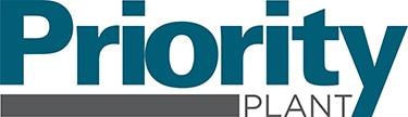 Priority Plant logo.