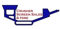Crusher Screen Sales & Hire