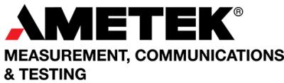 AMETEK - Measurement, Communications & Testing