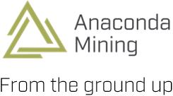 Anaconda Mining Inc. logo.