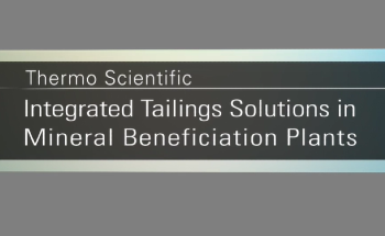 Integrated Tailings Solutions in Mineral Beneficiation Plants