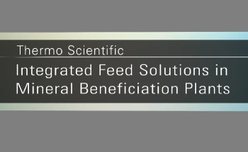 Integrated Feed Solutions in Mineral Beneciation Plants