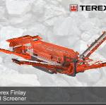 984 Horizontal Screener from Terex Finlay