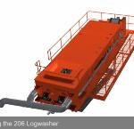 Terex Finlay Unveils Finlay 206 Logwasher