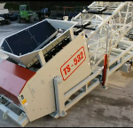 Telestack TS 532 Radial Telescopic Road Mobile Conveyor