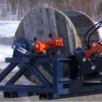 MineMaster GEN III Sweeper Vehicle for Mine Operations