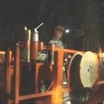 MineMaster Underground Cable Pusher Vehicle