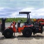 MineMaster R20S Shotcreter Mine Utility Vehicle