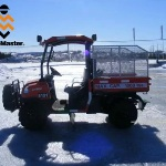 MineMaster RTV900 Mine Utility Vehicles and Personnel Carriers